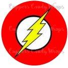 Flash Gordon Heroes Boom  ~ Cupcake Topper ~ Set of 1 Dozen