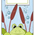 Candy Bar Gift Tag Frog