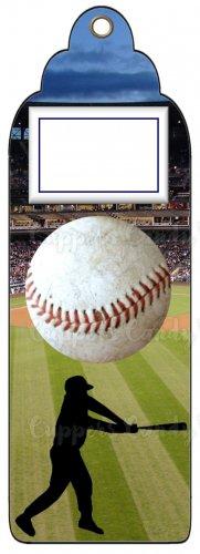 Candy Bar Gift Tag Sports Baseball