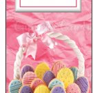 Candy Bar Gift Tag Happy Easter Cookie Cake