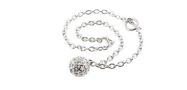 Fashion Jewelry - Silver Dream Necklace 005