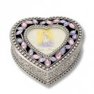Jewelery Box Heart with Photo Frame