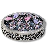 Jewelry Box Ellipse Shape