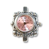 Watch Face - Square Pink Face