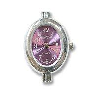 Watch Face - Oval Purple Face