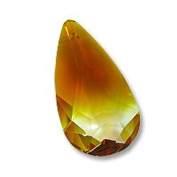 Multi-Color Teardrop 6100 24x12mm Terrenum