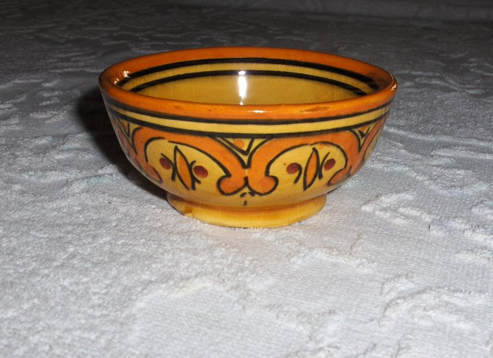 Moroccan Decorative Ceramic Bowls, Pottery, Art, Home Accent