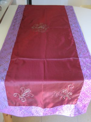 ChocoRose Table Runner, Home Decor, Home Accent