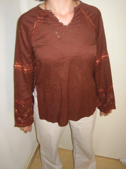 Eastern Tunic Shirt, small