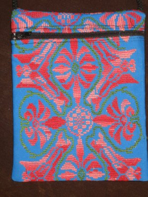 Bedouin Hand Embroidered Purses, Hand-Made Hand Bag, Ethnic Textile