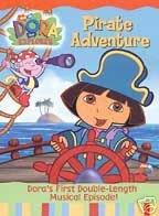 Dora the Explorer Pirate Adventure