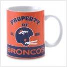 Retro Denver Broncos Mug - #38575