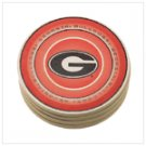 University of Georgia Absorbent Coasters - #37816