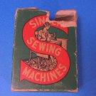 SINGER Sewing Machine Vintage 30's Singer Stocking Darner Part # 35776  UP-1