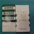 30 Organ Sewing Machine Needles 15x1 #14 Ball Point