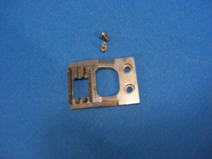 NECCHI Sewing Machine Model 802 Original Feed Dog #100150