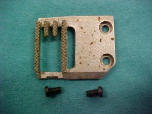 SEARS KENMORE 158 Sewing Machine Feed Dog RM-2