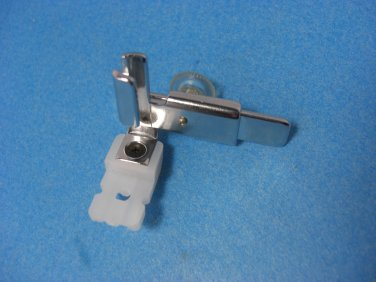 High Shank Adjustable Teflon Concelead Zipper Foot