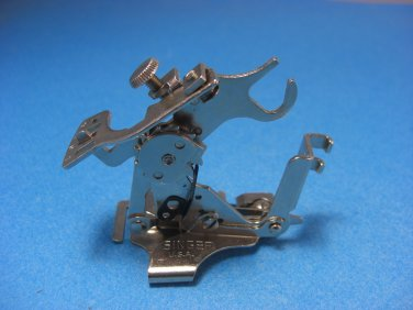 Singer Ruffler Foot 160629 Slant Needle Great Britain