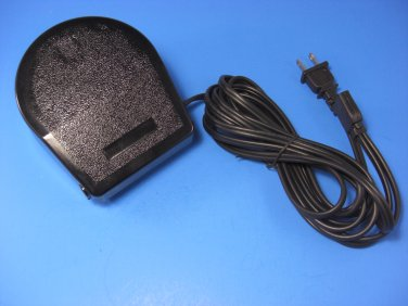 Sears Kenmore Foot Control Pedal High Quality Sewing Machine 3 prong Free Arm FC-1D#774, LC-10