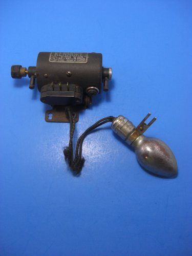 Kenmore Sewing Machine Motor w/Light Assembly