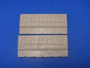 Kenmore Sewing Machine Pattern Cams Models 35346/35347