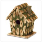 NEW MOSS-EDGED BIRDHOUSE