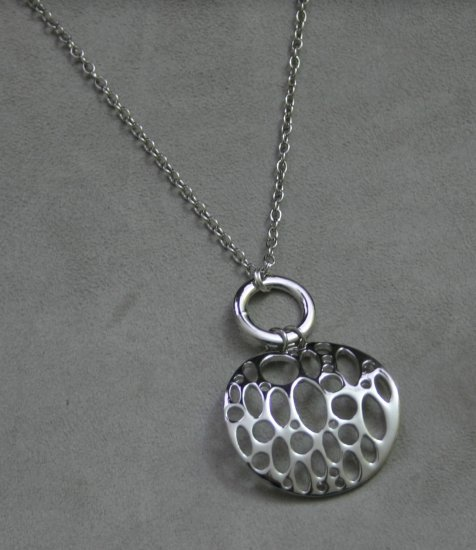 Circles and More Necklace