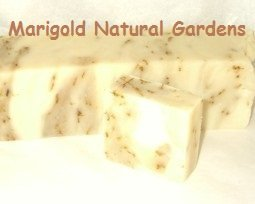 Aloe Calendula All natural Handmade Soap