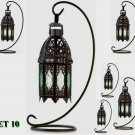 10 FANCY HANGING LANTERNS  See more Styles & Colors in Other  Lantern Pages FREE SHIPPING
