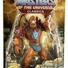 MASTERS THE UNIVERSE CLASSICS BEASTMAN MOTU