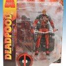 Diamond Select Marvel Deadpool Unmasked Variant