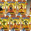 DC UNIVERSE WAVE 18 Apache Chief Set of 6 Ready to Ship