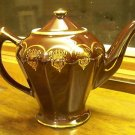 RARE Hall China~ALBANY~#0227~6 Cup Tea Pot & Lid