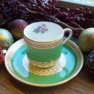 Set of 8 MINTON China Demitasse Cup & Saucer Sets