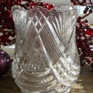 US Glass Co TEPEE EAPG #28 Pressed Glass Spooner c. 1897