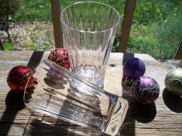 "Villeroy Boch  Paloma Picasso 5-1/4"" Highball Glasses (8)"