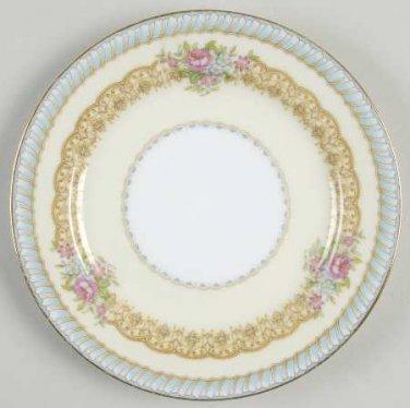 Set of 4 Noritake c.1933 Depression Era JUNO Dinner Plates Pattern #716