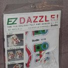 EZ Dazzle Bucilla The Fun Holiday Felt and Sequin Craft Gallery of Stitches by Bucilla  147