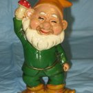 "Vintage Gnome 5"" Standing gnome No. 186"