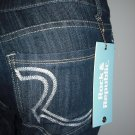 Rock & Republic Straight Leg Jeans NWT Sz. 27 R10-3