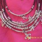 Layered Fleur De Lis Necklace!!!!!! Z2-17