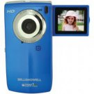 Bell & Howell Take1HD Digital Video Camcorder With Flip-Out LCD Screen (Blue)