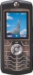 Motorola SLVR L7 Quad Band GSM Unlocked Phone (Deluxe Edition - Black)