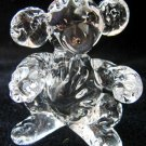 KOALA CRYSTAL GLASS COLLECTIBLE MINIATURE FIGURINE
