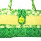 Anastasia Purse in Green