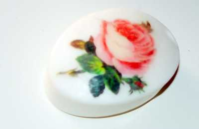Embedded Victorian Roses 2 Soaps Everlasting Image