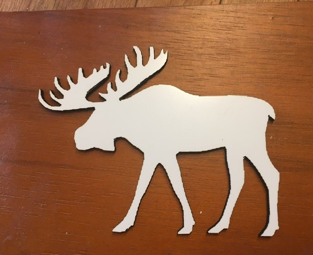 12�  sublimation blank (2) Moose