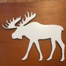 "12""  sublimation blank (2) Moose"