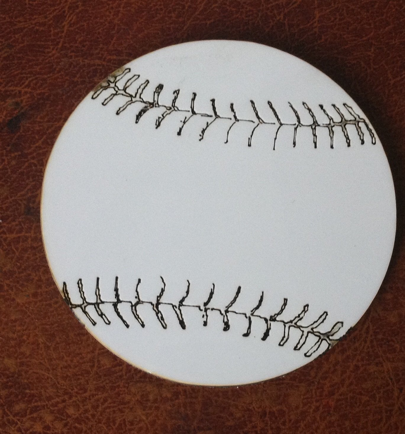 12�  sublimation blank (2) baseball
